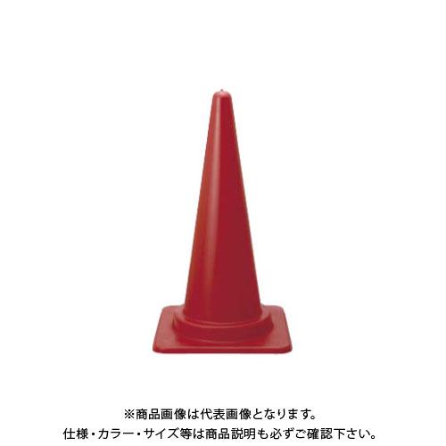【運賃見積り】【直送品】エムエフ カラーコーン 緑 (20本入) 370×370×700mm S25-004