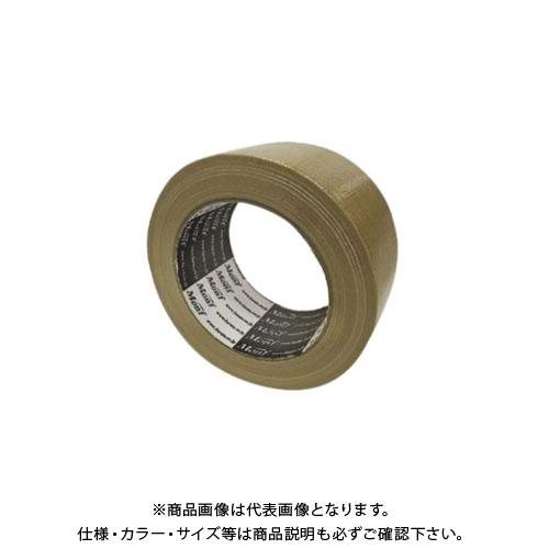 【直送品】エムエフ 布粘着テープNo.8015(90巻入) 0.19mmt×50×25m