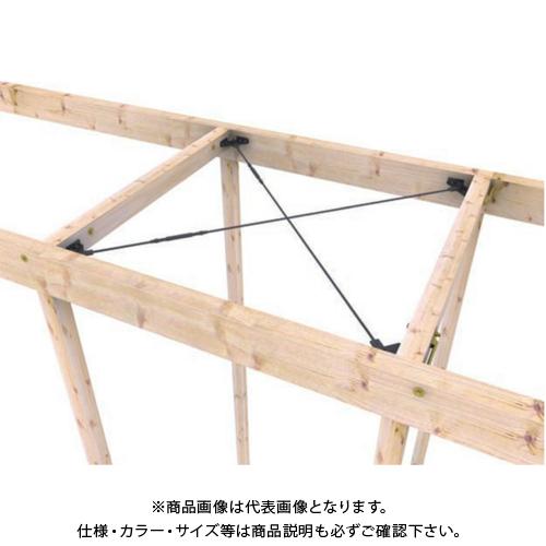【運賃見積り】【直送品】タナカ オメガメタルブレース 水平用 AAセット MB2030