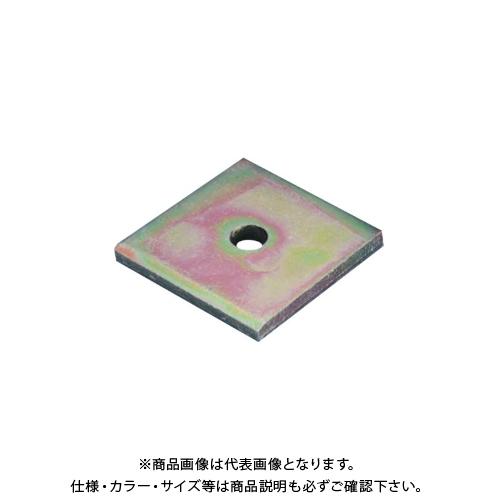 タナカ ホールダウンプレート用80角座金 (50枚入) AF4815