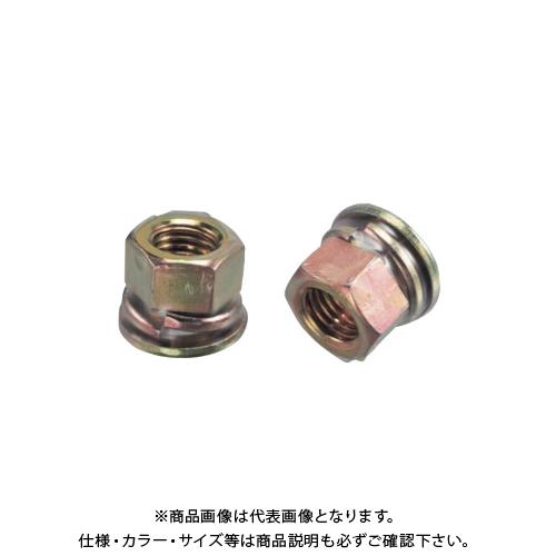 【運賃見積り】【直送品】タナカ パクトナット M16用 (500個入) AB4128