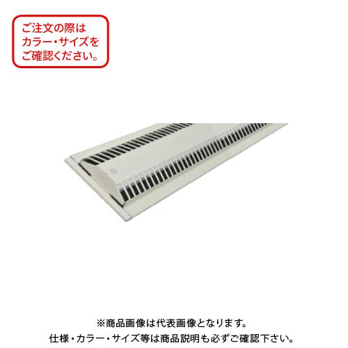 タナカ オメガ換気金物 ブラック L=910 (10本入) DA6K01