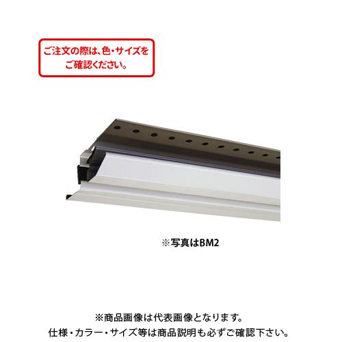 【運賃見積り】【直送品】タナカ 防火通気見切り縁 BM2本体(準耐火用) ダークブラウン (10個入) DA8D01