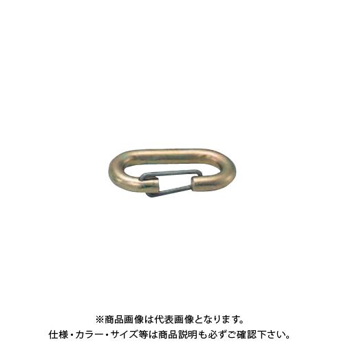 タナカ アミゼット用取付け金具 カラビナ(Cリンク) (100個入) AD380C