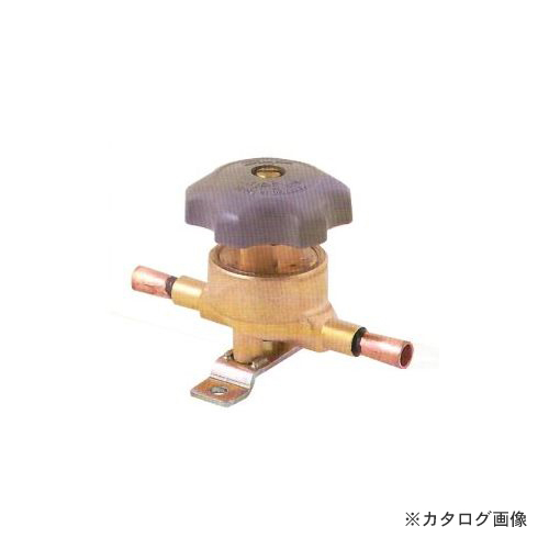 BBK パックレスバルブ(ロー付タイプ) 3/4 BML-18S (207-1815)