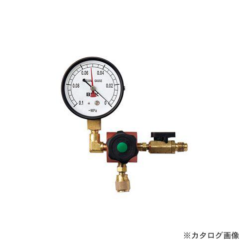 BBK R410A 真空ゲージセット M1VC-700 (208-0107)