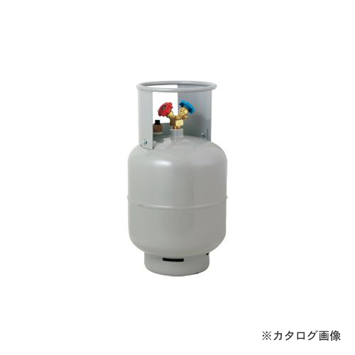 【納期:12月下旬~末予定】【運賃見積り】【直送品】BBK フロン回収容器 RMB24-3 (212-0501)