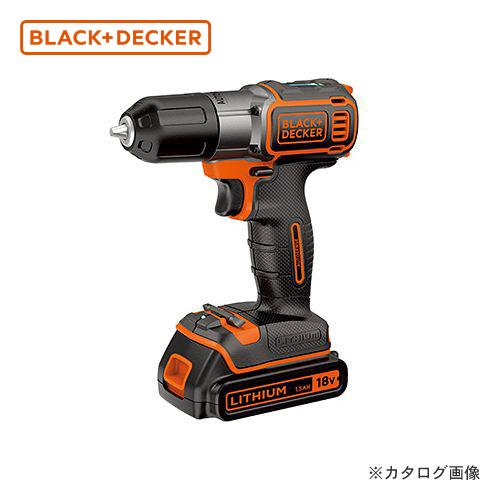 ブラックアンドデッカー BLACK&DECKER オートマチックドリルドライバー AUTO01ーJP 589015
