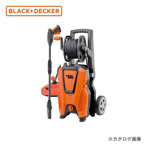 【運賃見積り】【直送品】ブラックアンドデッカー BLACK&DECKER 高圧洗浄機ワイドジェットマルチウォッシュ PW1800WS-JP 589448