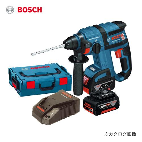ボッシュ BOSCH GBH18V-ECN 18V 5.0Ah バッテリーハンマードリル