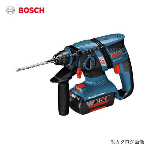 ボッシュ BOSCH GBH36V-ECY 36V 2.0Ah バッテリーハンマードリル