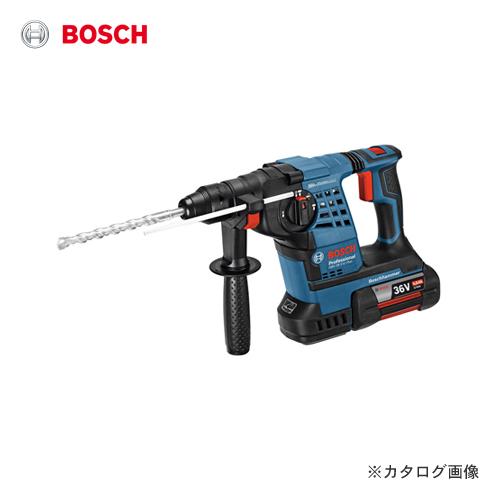 【お買い得】ボッシュ BOSCH GBH36V-PLUS 36V 4.0Ah バッテリーハンマードリル(SDSプラスシャンク)