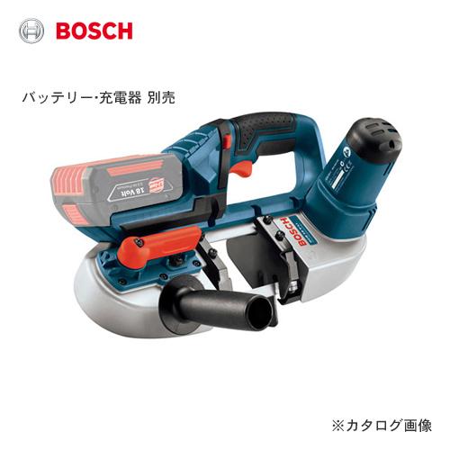 ボッシュ BOSCH GCB18V-LIH バッテリーバンドソー 本体のみ