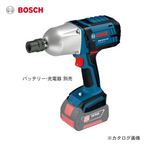 Bosch 18 V Battery Impact Wrench Gds18v Liht