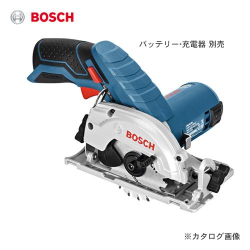 ボッシュ BOSCH GKS10.8V-LIH バッテリー丸のこ 本体のみ