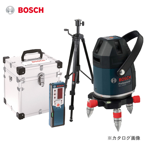 ボッシュ BOSCH GLL5-40ESET レーザー墨出し器セット