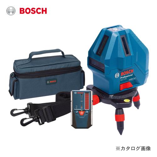【在庫限り特価】ボッシュ BOSCH GLL5-50XSET レーザー墨出し器 受光器付