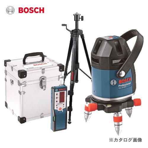 【お買い得】ボッシュ BOSCH GLL8-40ESET レーザー墨出し器セット