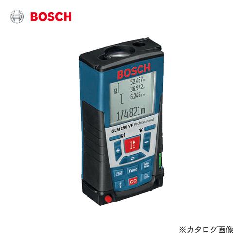 【数量限定特価】ボッシュ BOSCH GLM250VF レーザー距離計 最大測定距離250m