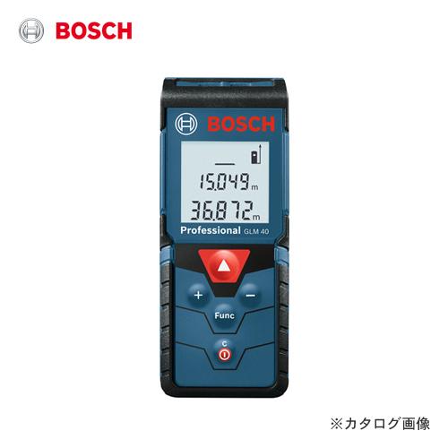 ボッシュ BOSCH 特売 GLM40 レーザー距離計 最大測定距離40m 好評