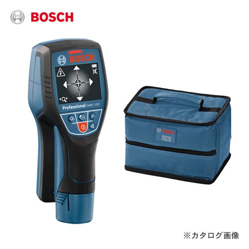 【数量限定特価】ボッシュ BOSCH GMD120 マルチ探知機