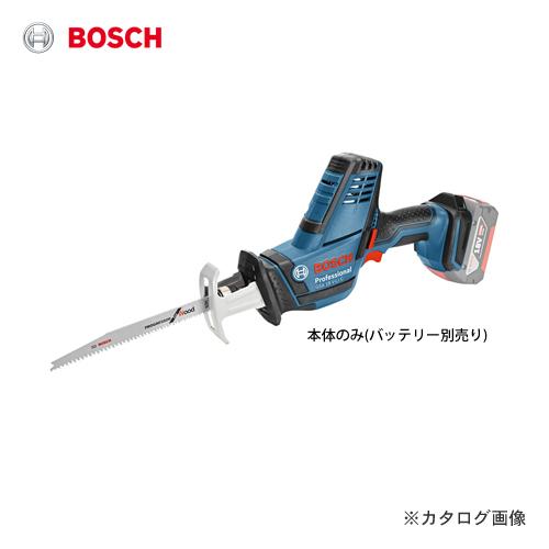 ボッシュ BOSCH GSA18V-LICH 18V バッテリーセーバーソー(本体のみ)