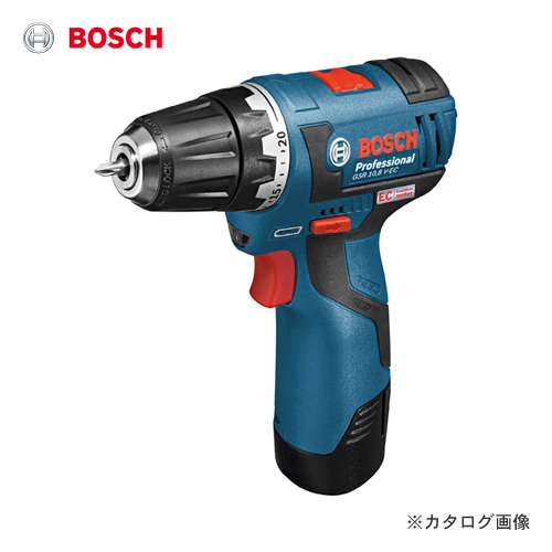 ボッシュ BOSCH GSR10.8V-EC 10.8V 2.0Ah バッテリードライバードリル