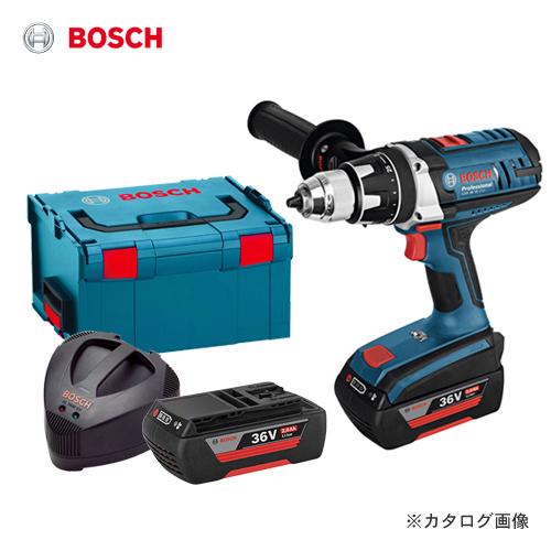 ボッシュ BOSCH GSR36VE-2-LI 36V 2.0Ah バッテリードライバードリル