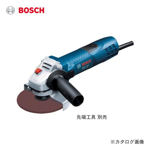 【6月5日限定!Wエントリーでポイント14倍!】【お買い得】ボッシュ BOSCH GWS7-100E ディスクグラインダー 電子無段変速