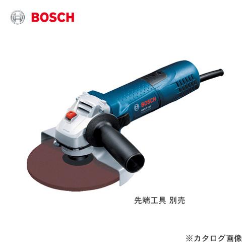 【後継品 GWS750-125】ボッシュ BOSCH GWS7-125 ディスクグラインダー