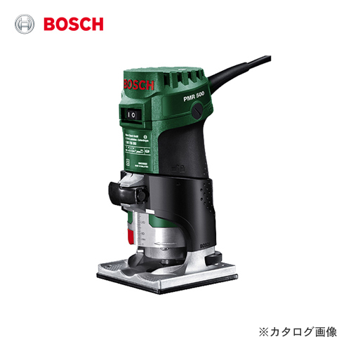 ボッシュ BOSCH PMR500 パワートリマ