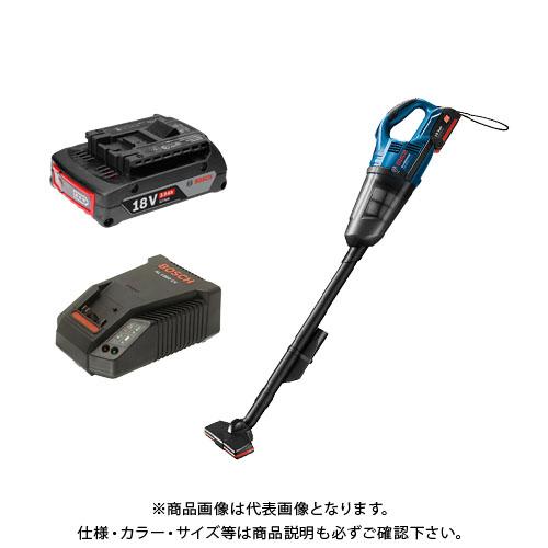 【KYSオリジナル】ボッシュ BOSCH コードレスクリーナー 本体+バッテリー+充電器 (GAS18V-LIH+GBA18V3.0Ah+GAL1880CV)