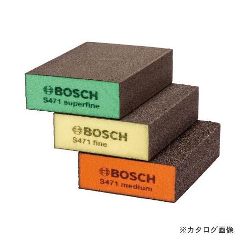 ボッシュ BOSCH 2608608228 研磨スポンジ 極細目(50枚)