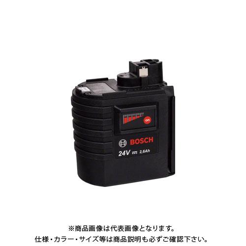 ボッシュ BOSCH 2607337298 ニッケル水素バッテリ-24V2.6Ah