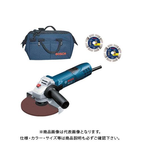 ボッシュ BOSCH DIA125-SETJ ダイヤモンドグラインダーセット限定
