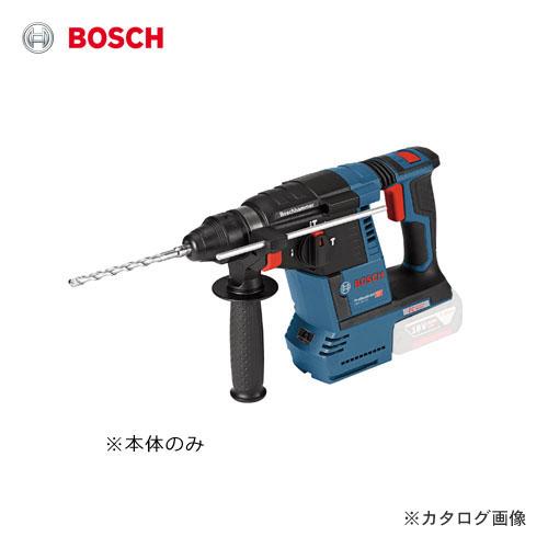 ボッシュ BOSCH コードレスハンマードリル(本体のみ) GBH18V-26H