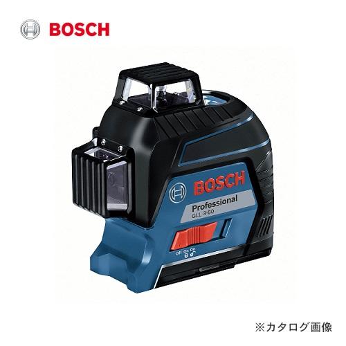 ボッシュ BOSCH レーザー墨出し器 GLL3-80