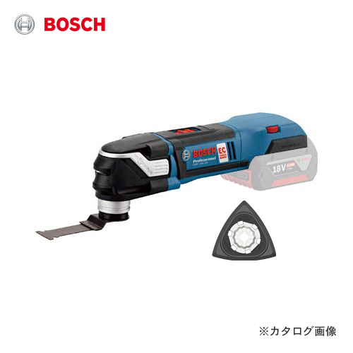 ボッシュ BOSCH GMF18V-28H バッテリーマルチツール (カットソー) 本体のみ