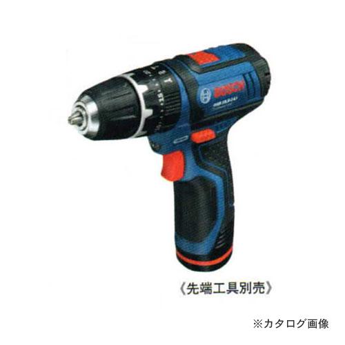 【お買い得】ボッシュ BOSCH GSB10.8-2-LIN バッテリー振動ドライバードリル