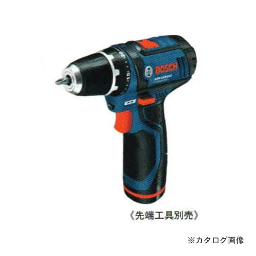 【セール】ボッシュ BOSCH GSR10.8-2-LIN 10.8V 2.0Ah バッテリードライバードリル