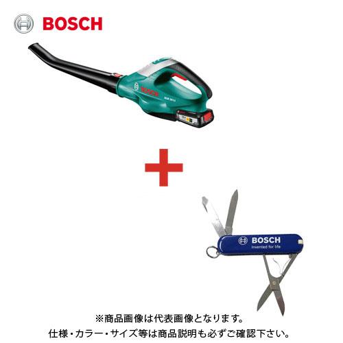 【おまけ付】ボッシュ BOSCH ALB18LIN バッテリーガーデンブロワ