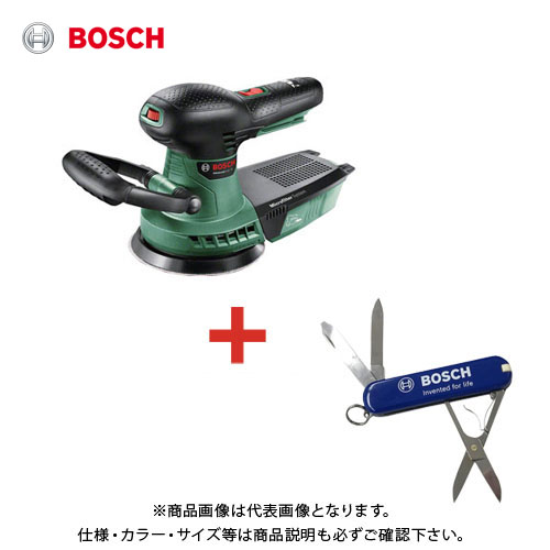 【おまけ付】ボッシュ BOSCH ORB118 コードレス吸塵ランダムアクションサンダー(本体)