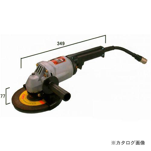 富士製砥 400Hz高周波電動工具 400Hz高周波グラインダ HGC-418