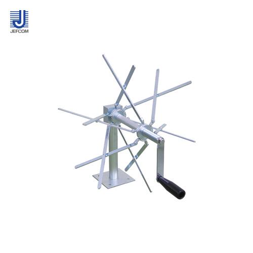 デンサン DENSAN ケーブル巻取り器 CMR-200