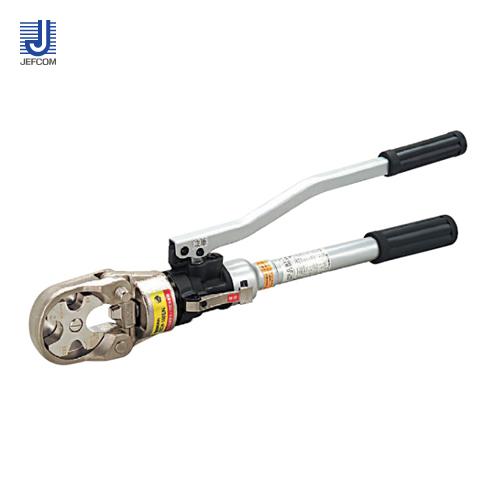 デンサン DENSAN 手動式油圧圧着工具 DCH-150EN