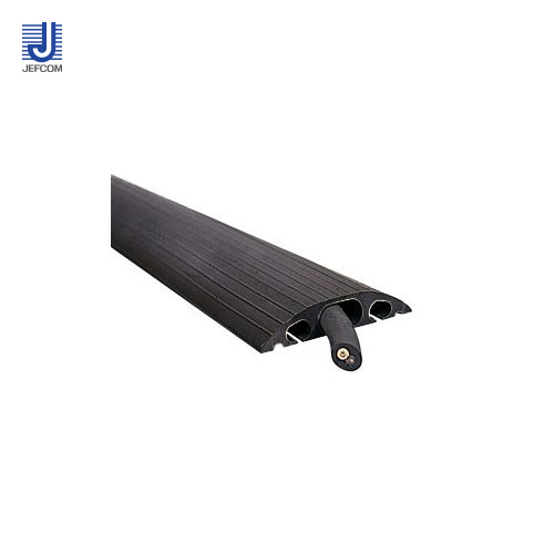 ジェフコム JEFCOM ソフトカラープロテクター 5.0m ブラック SFP-1931BK