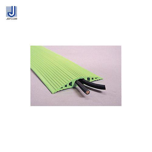 ジェフコム JEFCOM ソフトカラープロテクター 5.0m グリーン SFP-1315GN