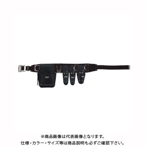 デンサン DENSAN 電工プロキャンバス腰道具セット JNDS2-96AB-SET