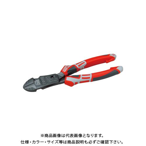 デンサン DENSAN NWSニッパー138 成形グリップタイプ 200m NW138-200G