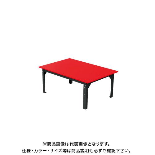 【直送品】デンサン DENSAN バンキャビネット(テーブル) 1140mm×780mm×480mm SCT-TS03